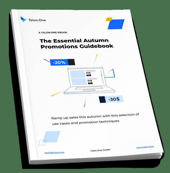Autumn Promotion Guidebook ebook