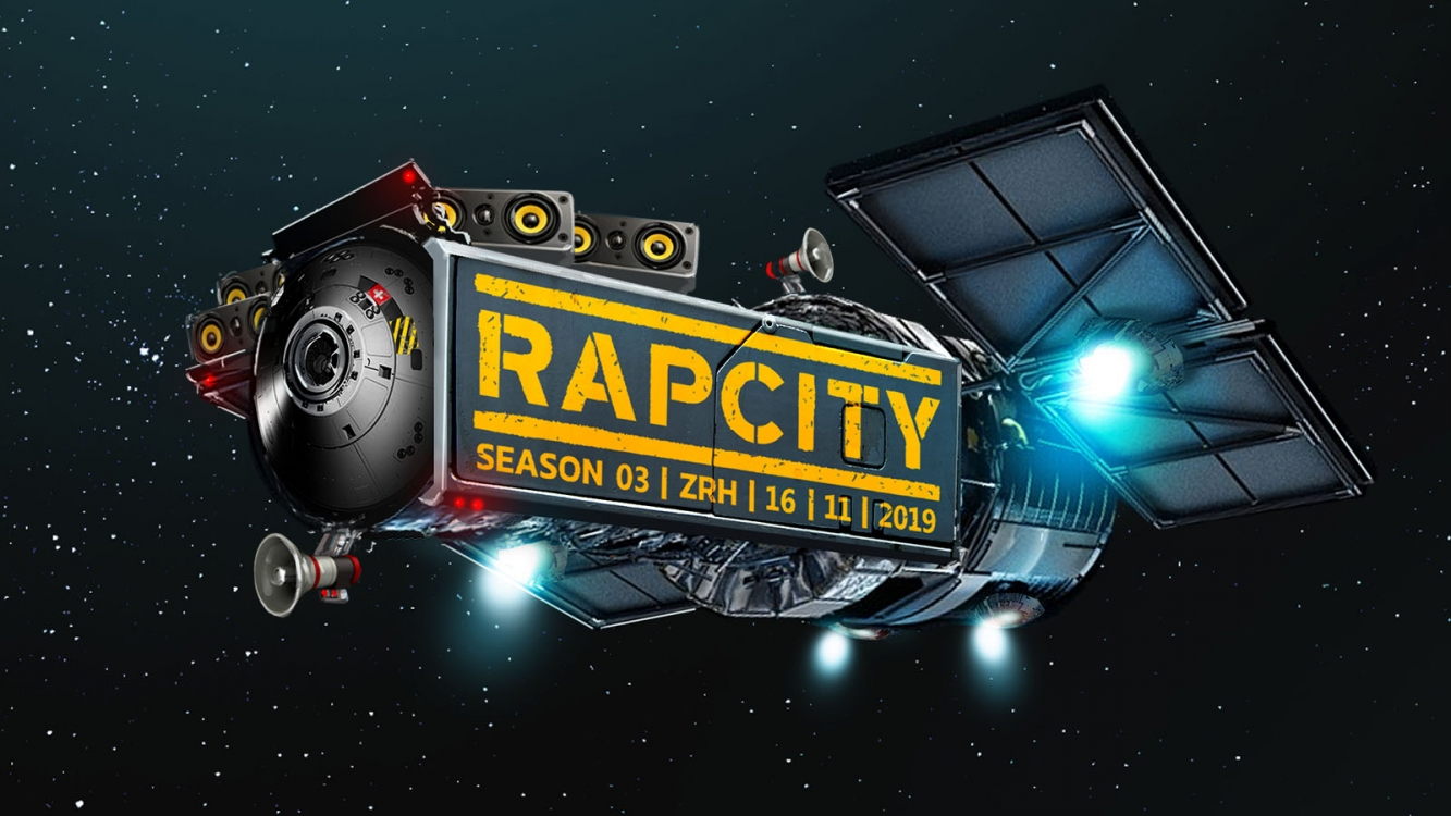 Rap City Season 03 mit GZUZ, Summer Cem, Yung Hurn etc.