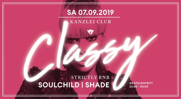 Classy – Strictly R&B