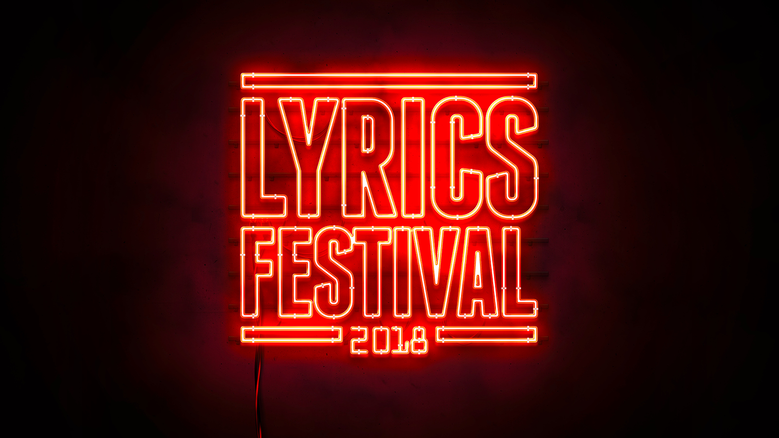 Gewinne Tickets fürs LYRICS Festival