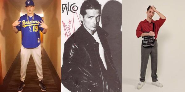 Das Erfolgsrezept des Falco: Wieso eine solche Kult-Figur in der Schweiz undenkbar ist