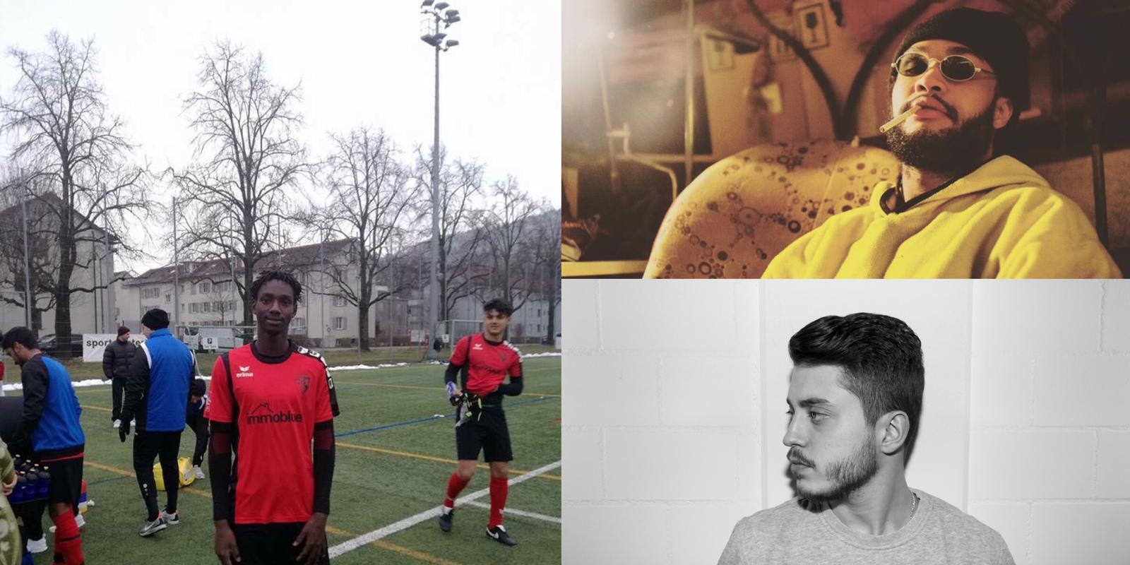 Schweizer Rapper setzen sich für Asylbewerber ein