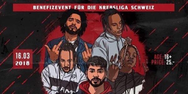 «Fuck Cancer»: Schweizer HipHop-Szene rappt gegen den Krebs