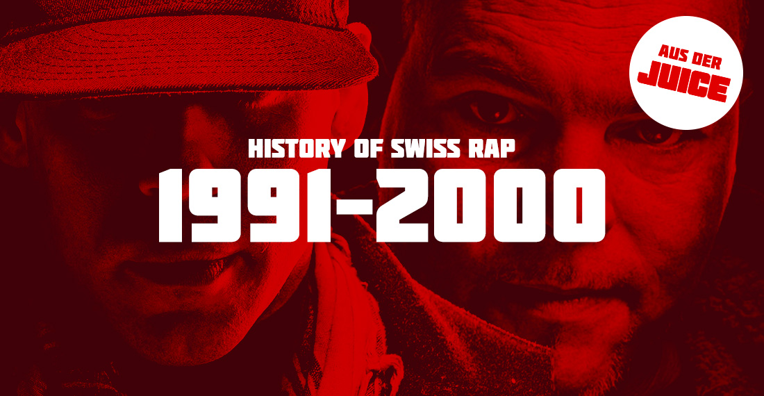 Die Anfänge 1991 - 2000