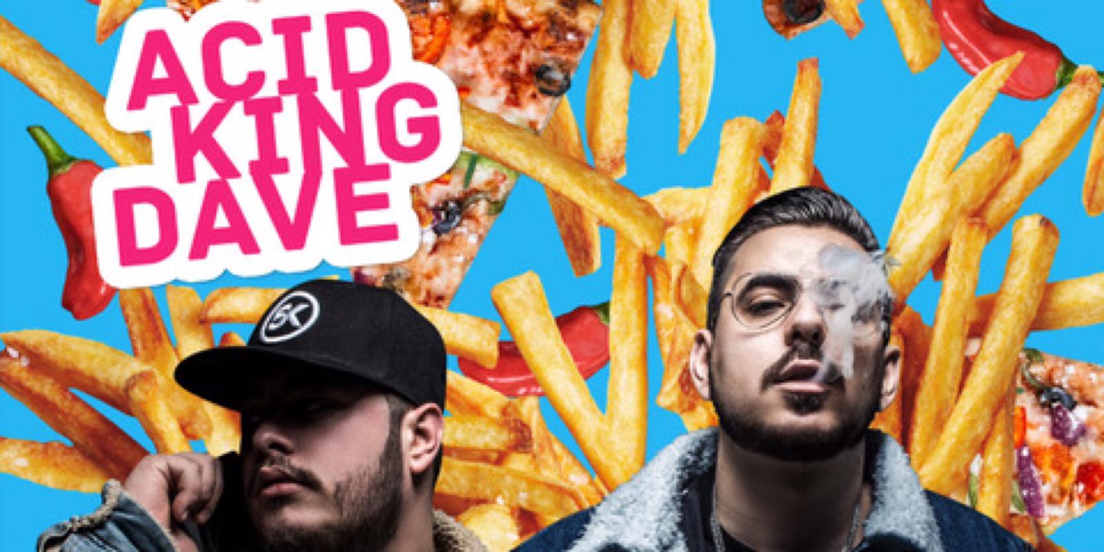 Album: Lirik & Les – «Acid King Dave»