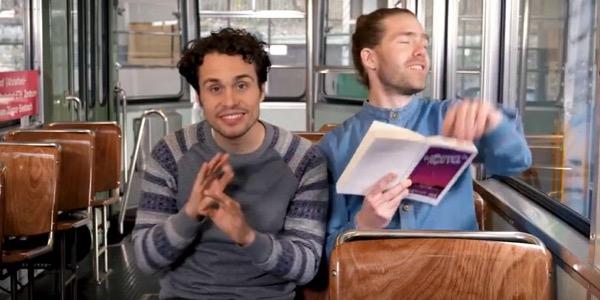 Lo & Leduc wollen junge Leute zum Lesen bringen