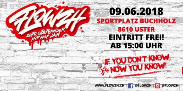 FlowZH – der Zürcher Oberländer HipHop-Jam
