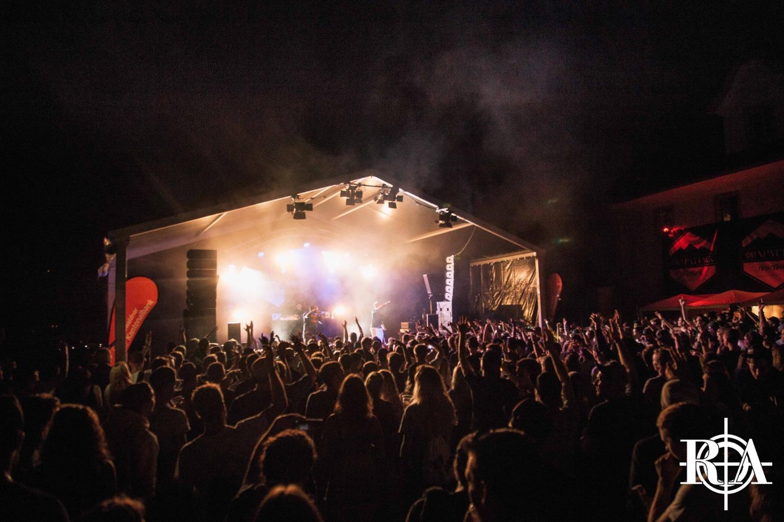 Rapattack – das einzige HipHop-Festival in der Zentralschweiz