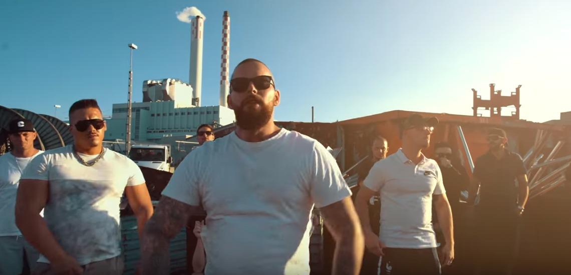 Track: Nikkel the Wicked feat. Krime – «KONFLIKT»