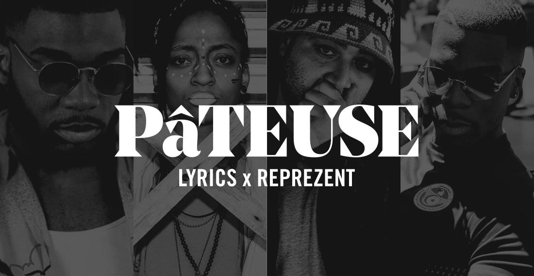 PâTEUSE #16