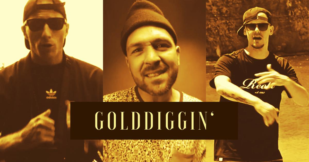 Golddiggin' #25