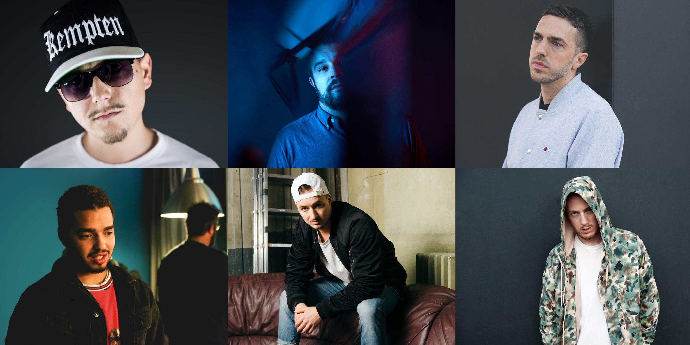 In der neuen LYRICS-Ausgabe: Top 60 Rapper der Schweiz