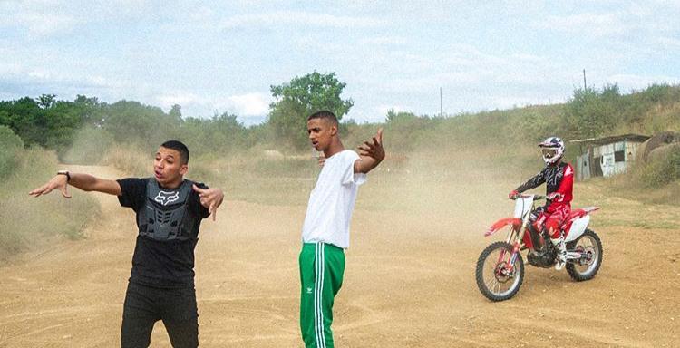 Track: Slimka & Di-Meh – «KTM»