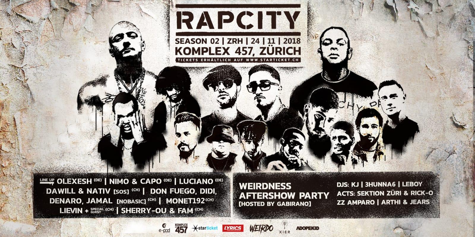 Jetzt abstimmen: Das Rap-City-Contest-Voting