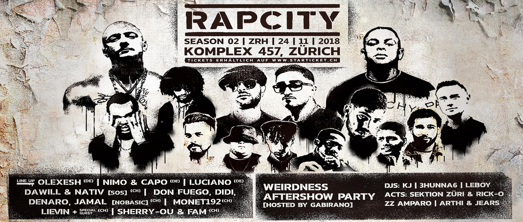 Diese Acts ziehen in die Endrunde am Rap City