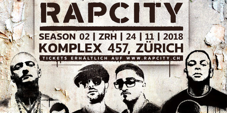 Festival-Feeling in den tristen Wintertagen: Rap City geht in Runde 2