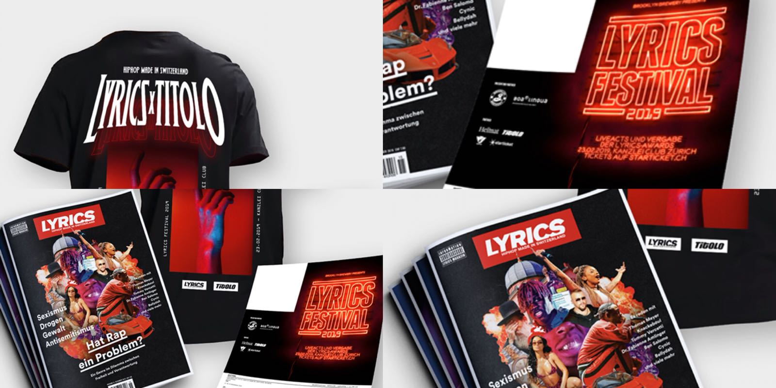 Weihnachtsgeschenk für alle CH-Rap-Fans