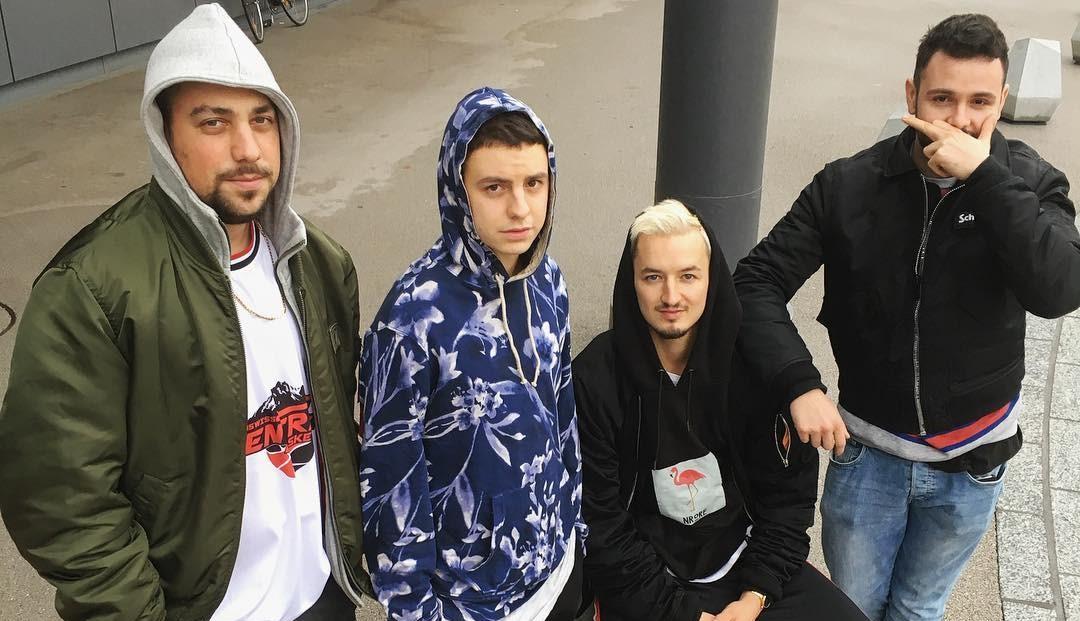 Track: Mimiks, LCone, Marash, EffE, Pablo, Ali, Dave, Didi – «Gangsht» (041 Remix)