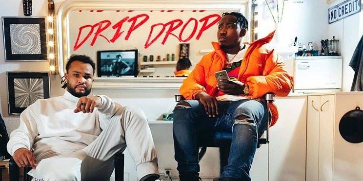 Track: LieVin – «Drip Drop» feat. Nativ