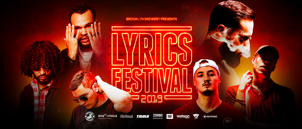 CH-Rap im Blockbuster-Format: Das Line-Up vom LYRICS Festival 2019 ist komplett
