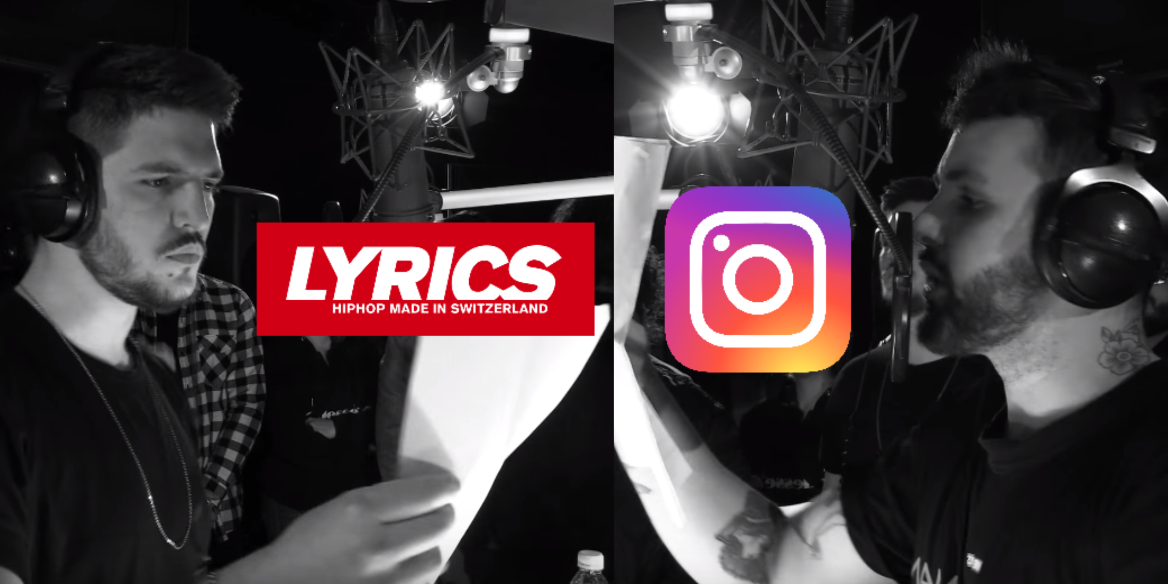 Cypher-Rating auf LYRICS-Instagram