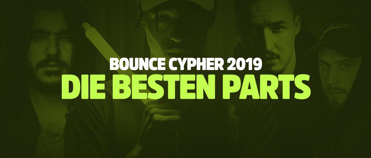 Die besten Cypher-Parts 2019