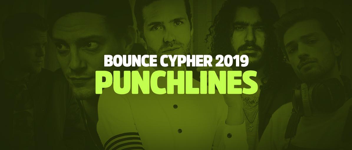 Die besten Cypher-Punchlines