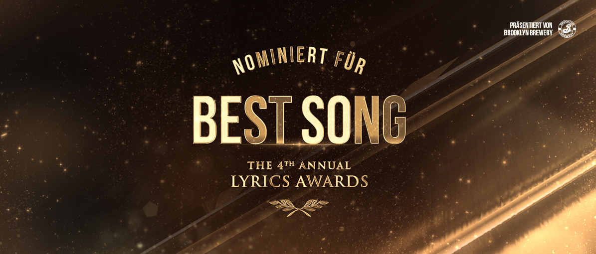 Best Song | LYRICS Awards 2019