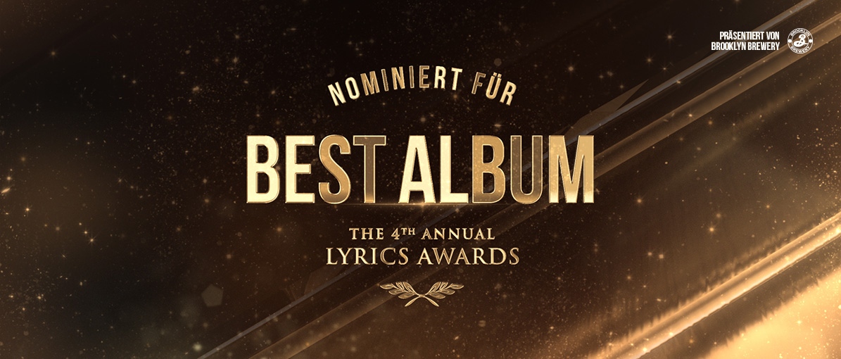 Best Album | LYRICS Awards 2019