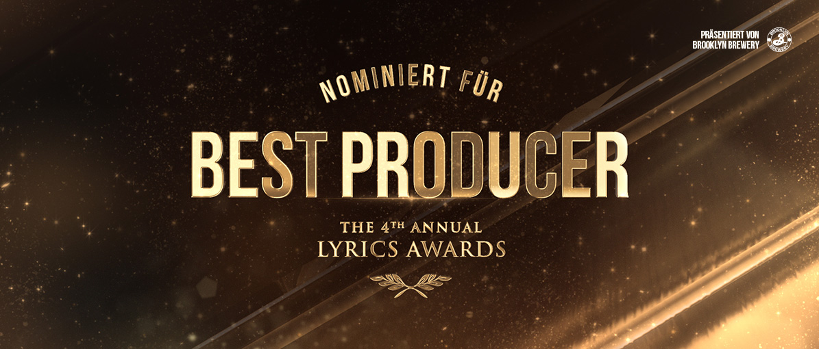 Best Producer | LYRICS Awards 2019
