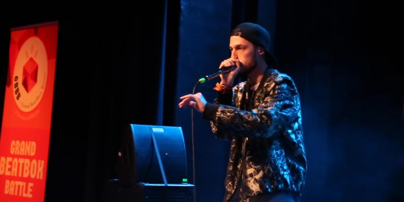 Beatbox-Weltmeister aus Aarau zerlegt Battle-Showcase