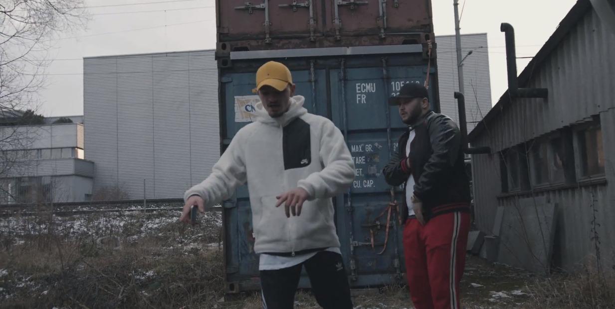 Aris – «Blockhustlers» feat. Katan