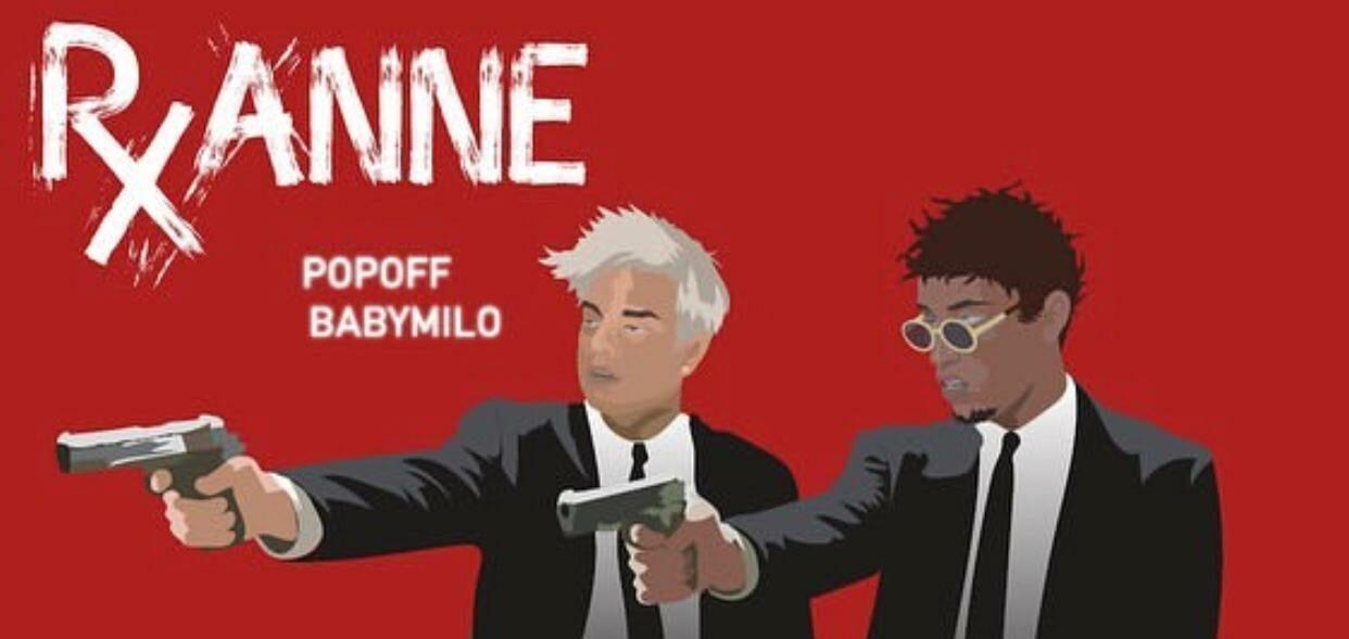 POPOFF x Baby Milo – Rxanne