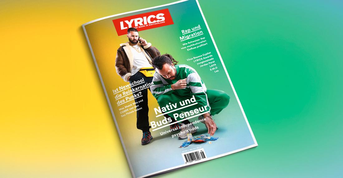 Das erwartet dich im LYRICS Magazin #016
