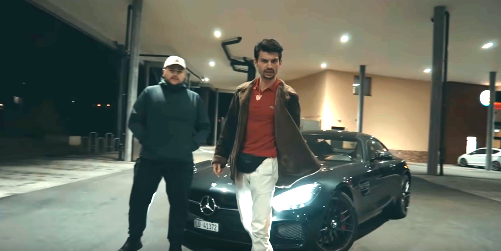 LA91 feat. Baba Uslender – «Bulle»