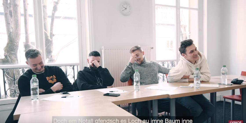 Sprachtalent LCone übersetzt seinen Song «Bäumli» auf Französisch