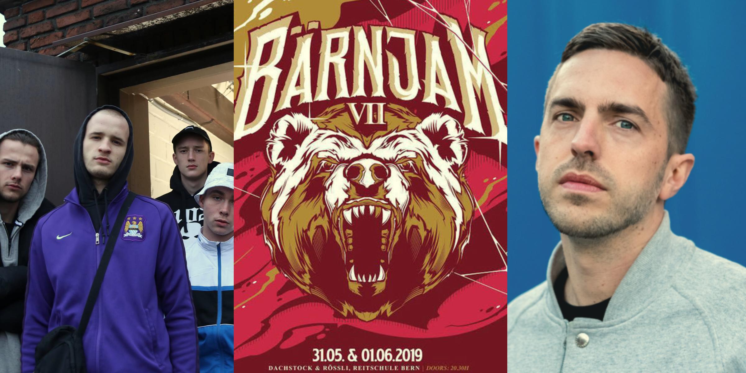 Die Bärn Jam ist zurück und bringt Headliner aus Deutschland und der Schweiz