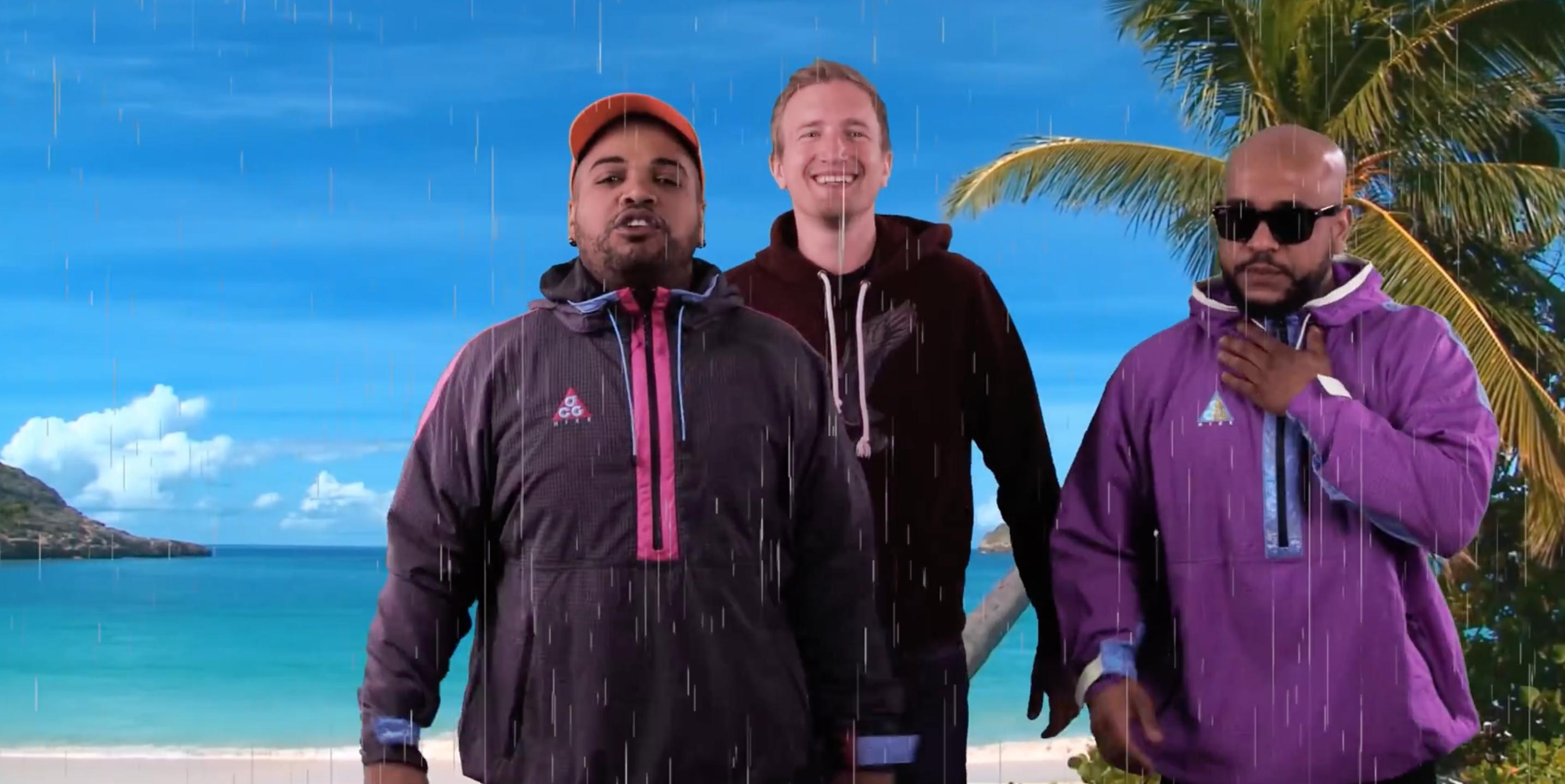 «Scheiss Rege» – Wenn Comedy, Reggae und Rapper aufeinandertreffen