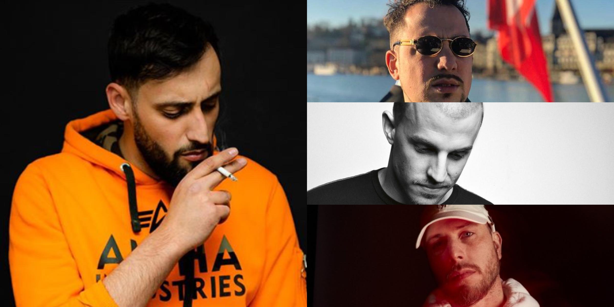 XEN, EffE, Maurice Polo und Tommy Vercetti über Vaterschaft in der Rap-Szene