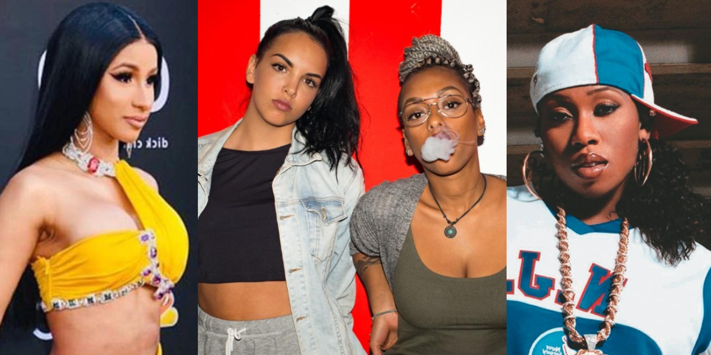 Die besten Female-Rap-Songs