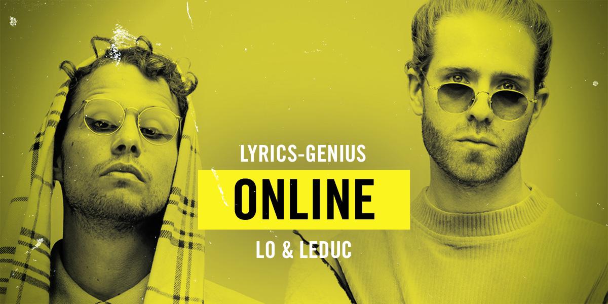 Lo & Leduc – «Online»