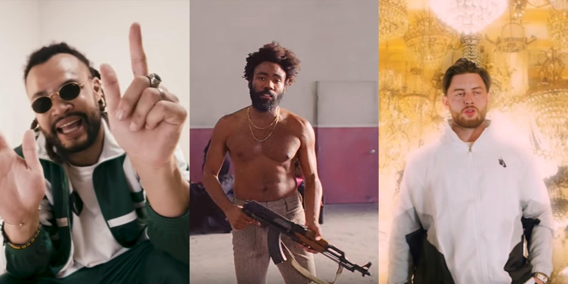 Eine Auswahl der besten Rap-Musikvideos