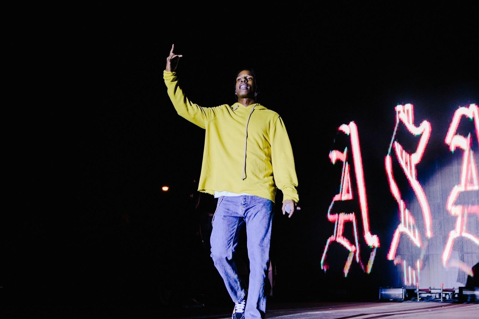 Unsere Community richtet über die A$AP Rocky-Affäre