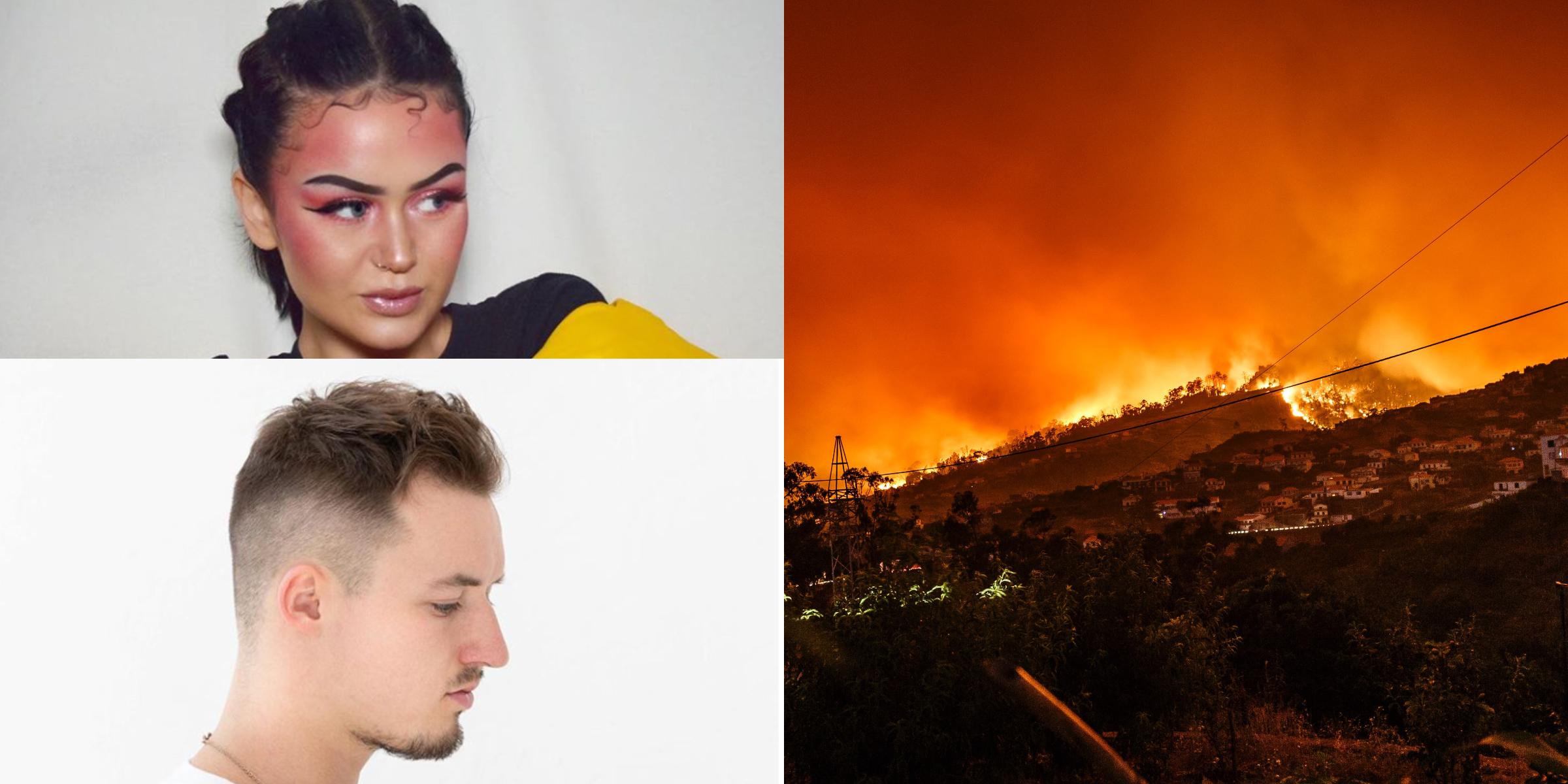 Amazonas-Brand: CH-RapperInnen engagieren sich