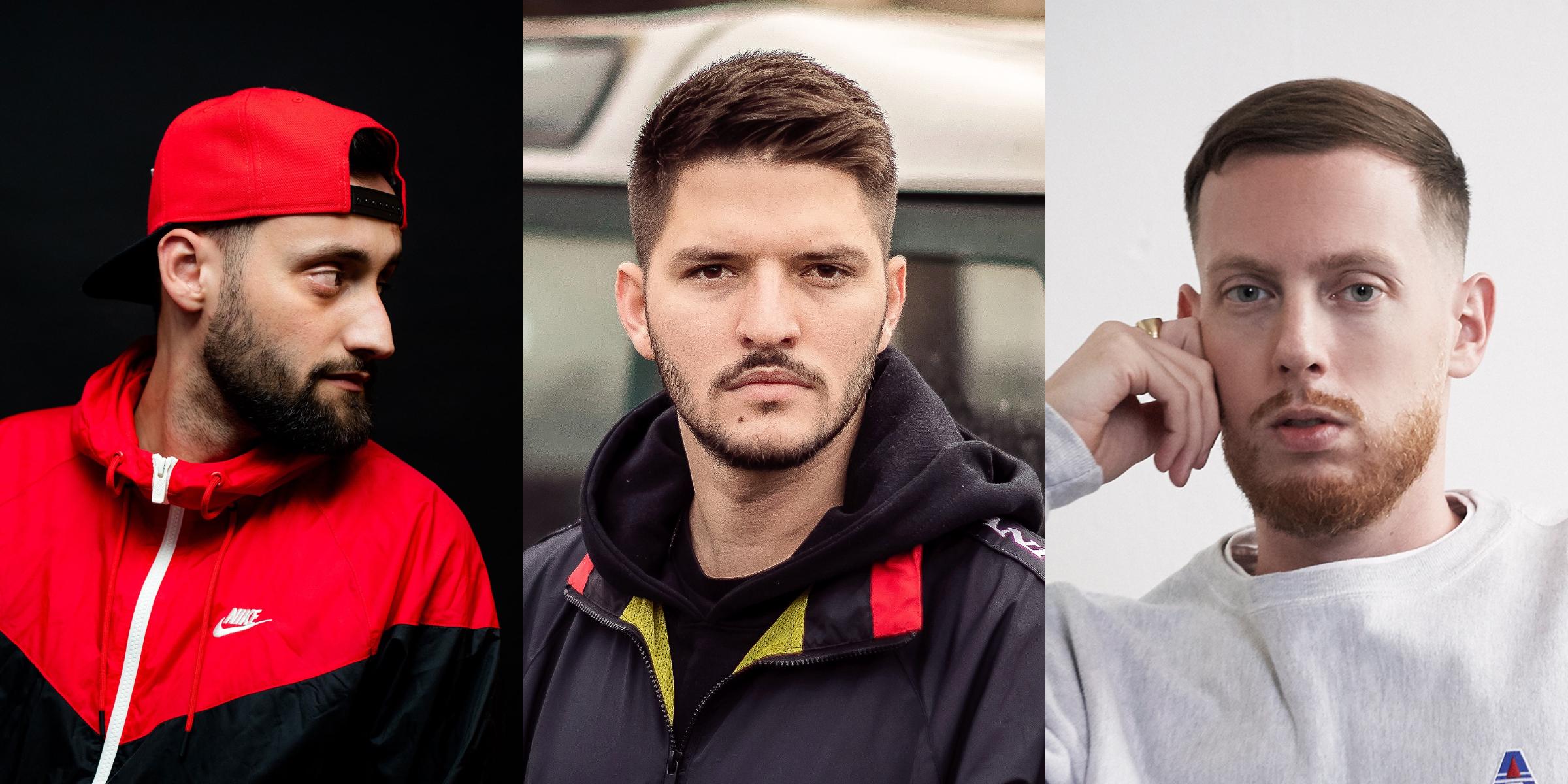 Label-Politics: Diese CH-Rapper sind Major