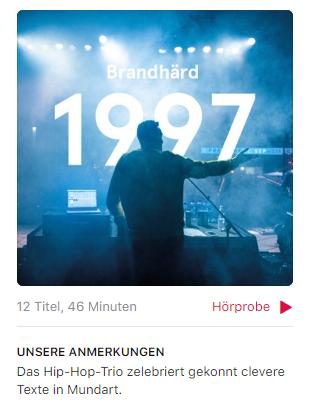 Ein Best-Of-Album, das zahlreiche Klassiker zusammenfasst, die Schweizrap-Generationen geprägt haben, wird mit Worthülsen ins Unbedeutende degradiert.