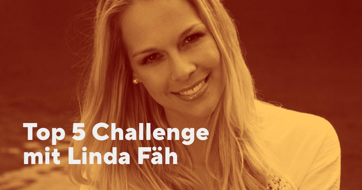 Linda Fäh, was sind deine fünf liebsten HipHop-Songs?
