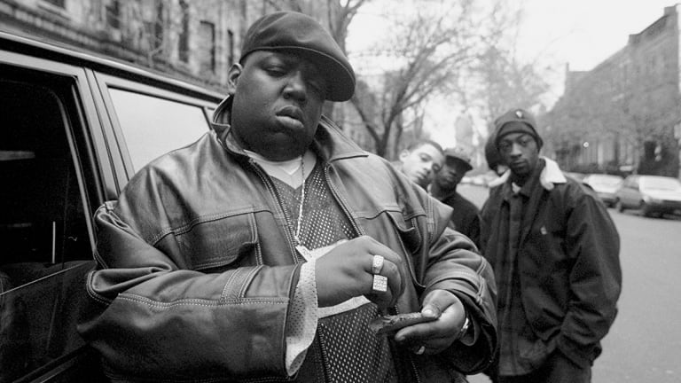 Platz 4: The Notorious B.I.G - «Bester Rapper ever?»