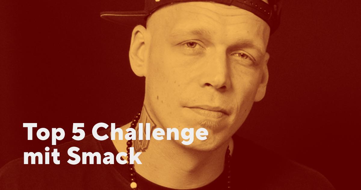 Smack, wer ist der beste Rapper der Schweiz?