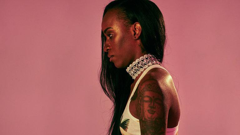 Platz 3: Angel Haze - «Queer, pansexuell. Exrem gut.»